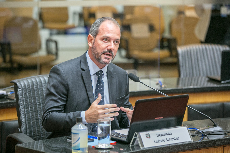 Deputado Laércio Schuster