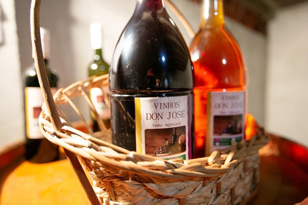 Vinícola Bottega produz vinhos há 21 anos; produto é um dos mais conhecidos da região