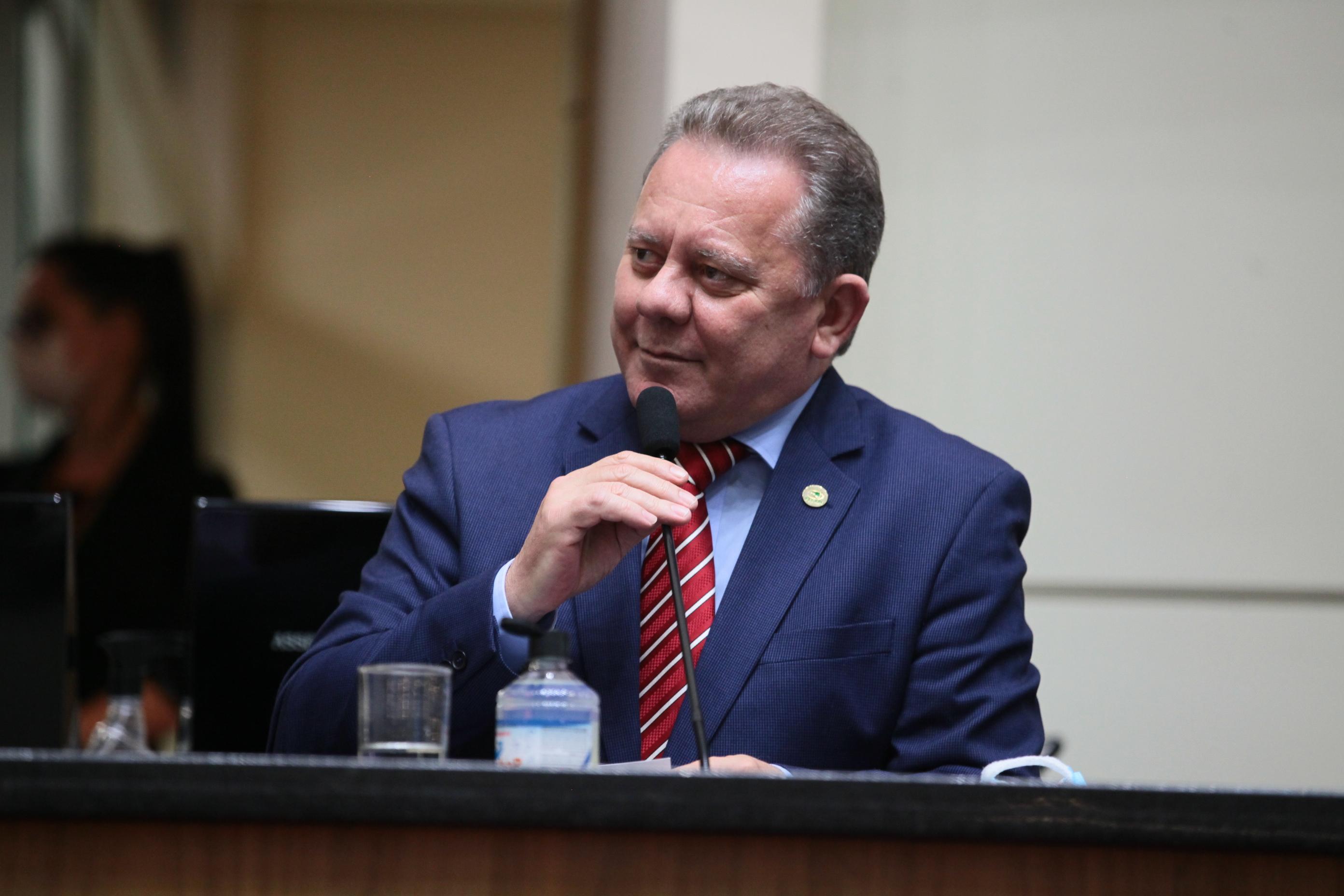 Joares Ponticelli, prefeito de Tubarão