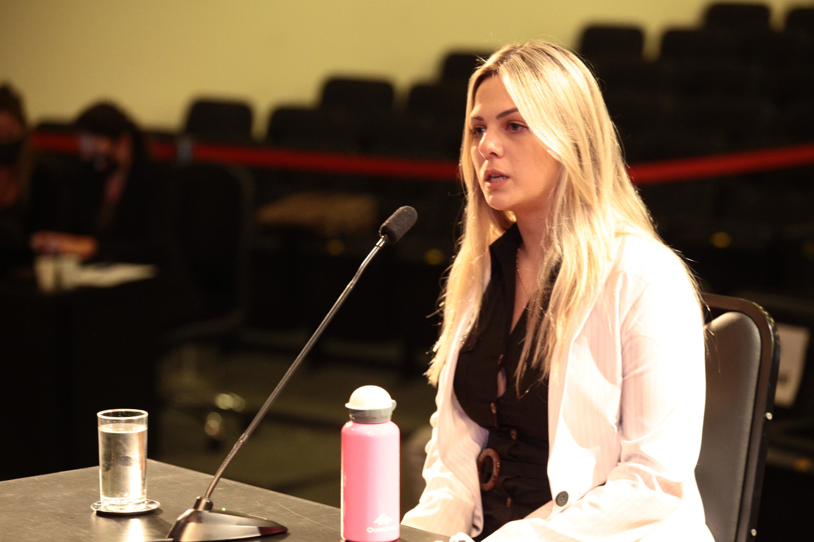 Débora Regina Vieira Trevisan, consultora jurídica da Defesa Civil