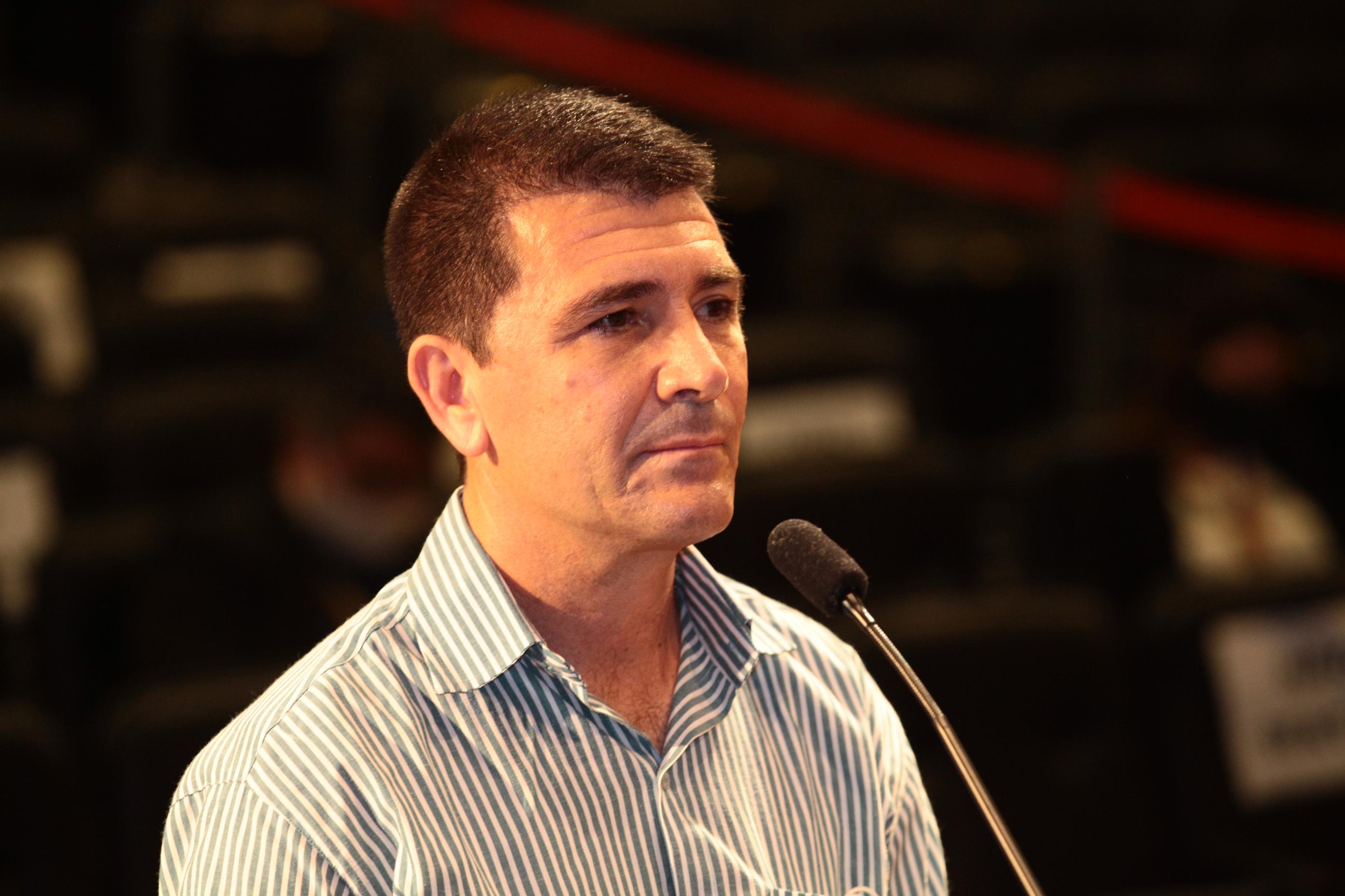 Carlos Charlie Campos Maia, diretor de Licitações da SES