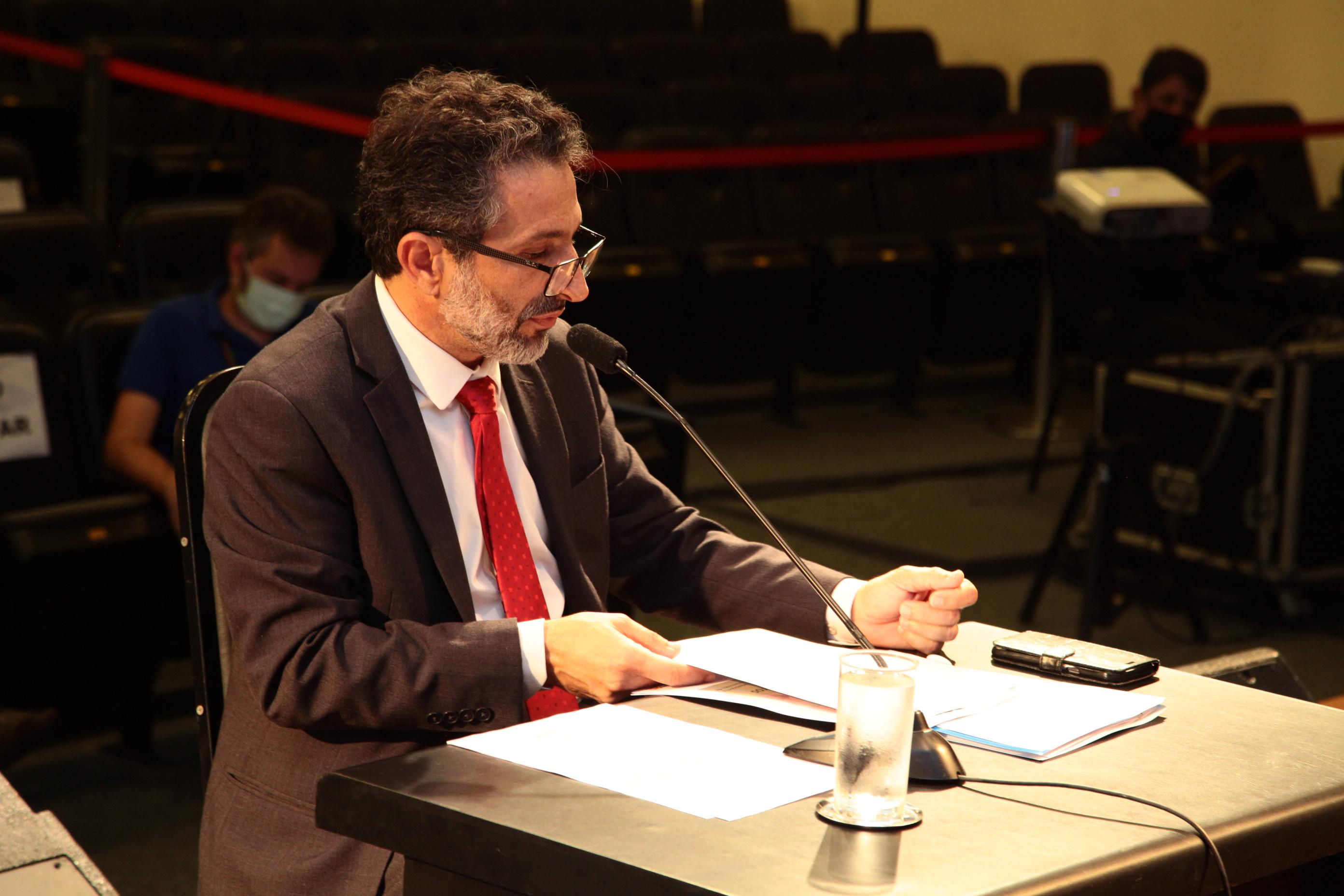 Luiz Felipe Ferreira, controlador-geral do Estado