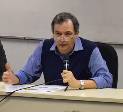 Economista Arlindo Rocha, professor da Esag/Udesc