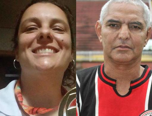 Aline Wonsick e Zé Carlos Paulista (Fotos Facebook e Maiara Bersch    Agencia RBS) 58e59a6f6e6a8