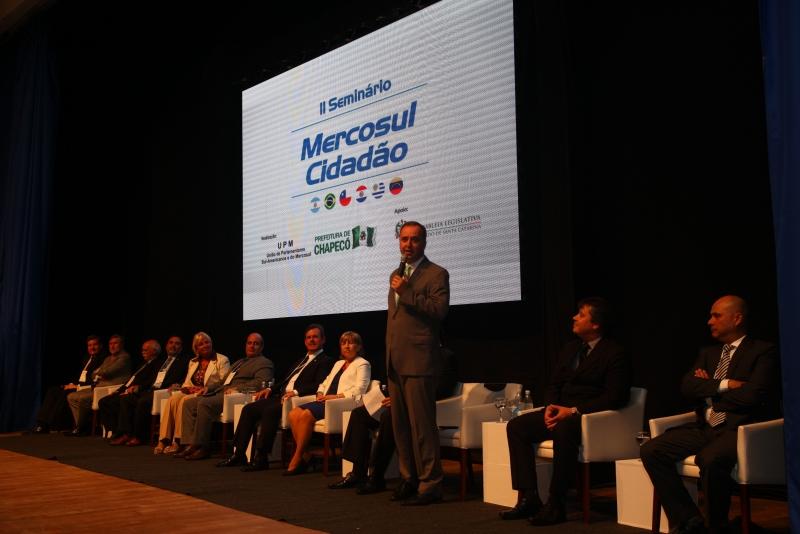 Resultado de imagem para SEMINÁRIO MERCOSUL CIDADÃO